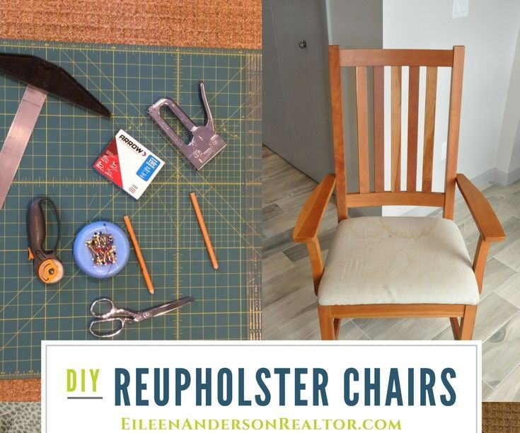 How To Reupholster Dining Room Chairs  Home Staging To Sell Magnificent Upholster Dining Room Chairs Decorating Inspiration