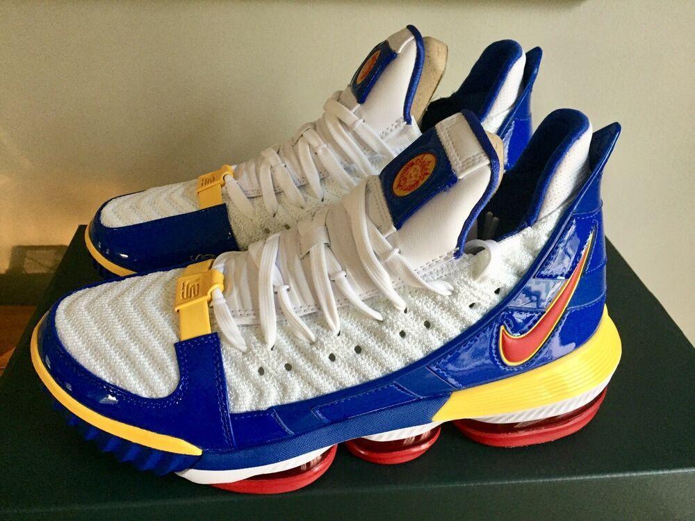 buy popular 91201 28e25 (eBay Sponsored) Nike Lebron XVI 16 SB