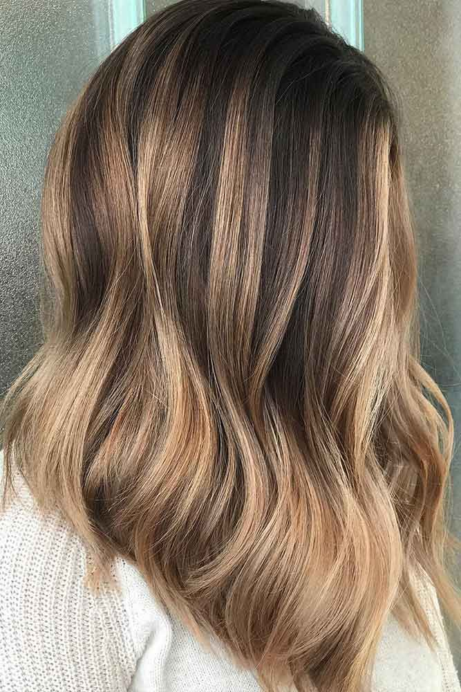 50 Trendy Choices For Brown Hair With Highlights Lovehairstyles Highlights For Dark Brown Hair Hair Color Light Brown Brown Hair With Highlights