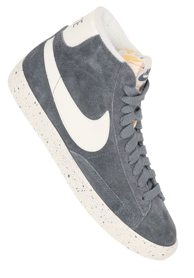 nike womens blazer mid suede vintage trainers