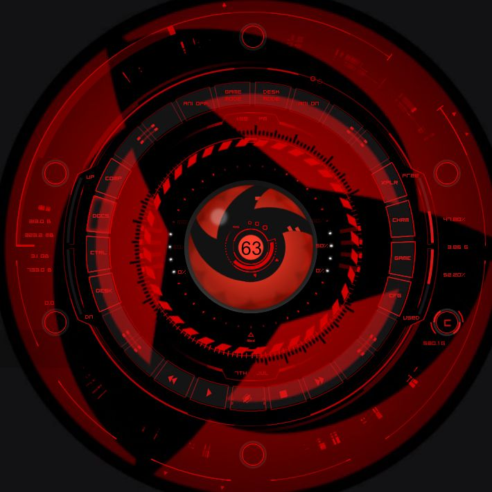 Sharingan Live Wallpaper - WallpaperSafari