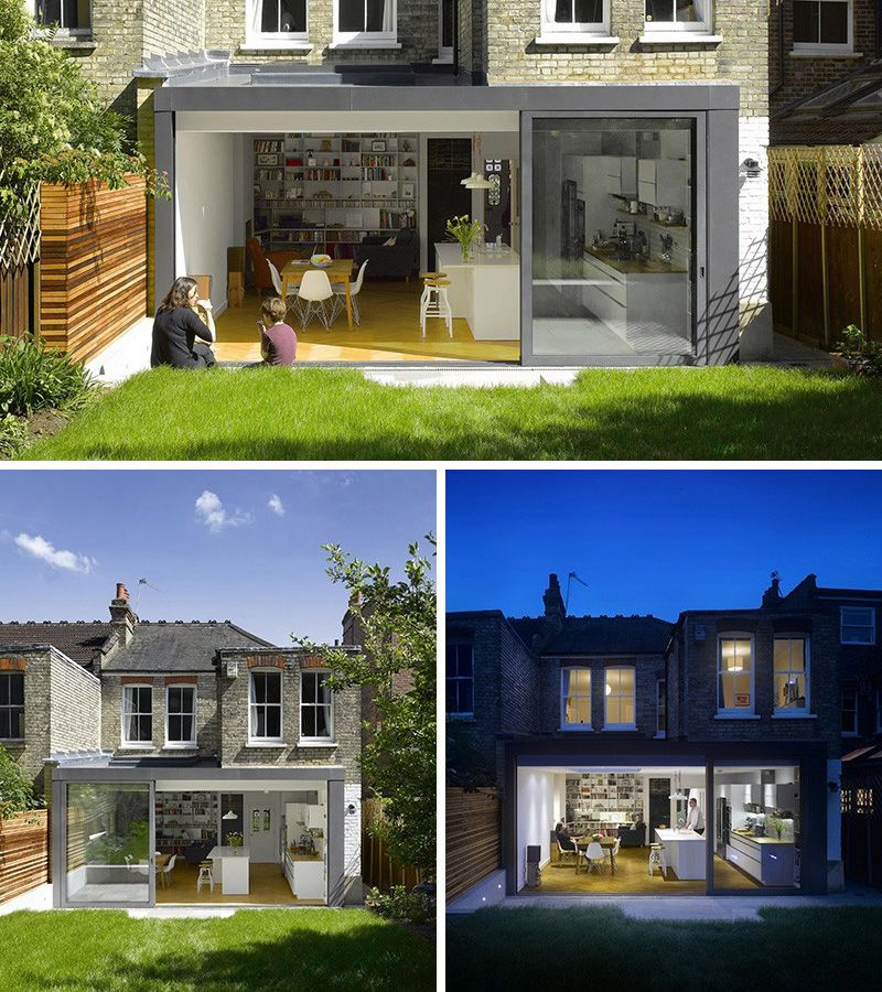 Contemporary London Home: Andrew Mulroy Architects Designed This Contemporary