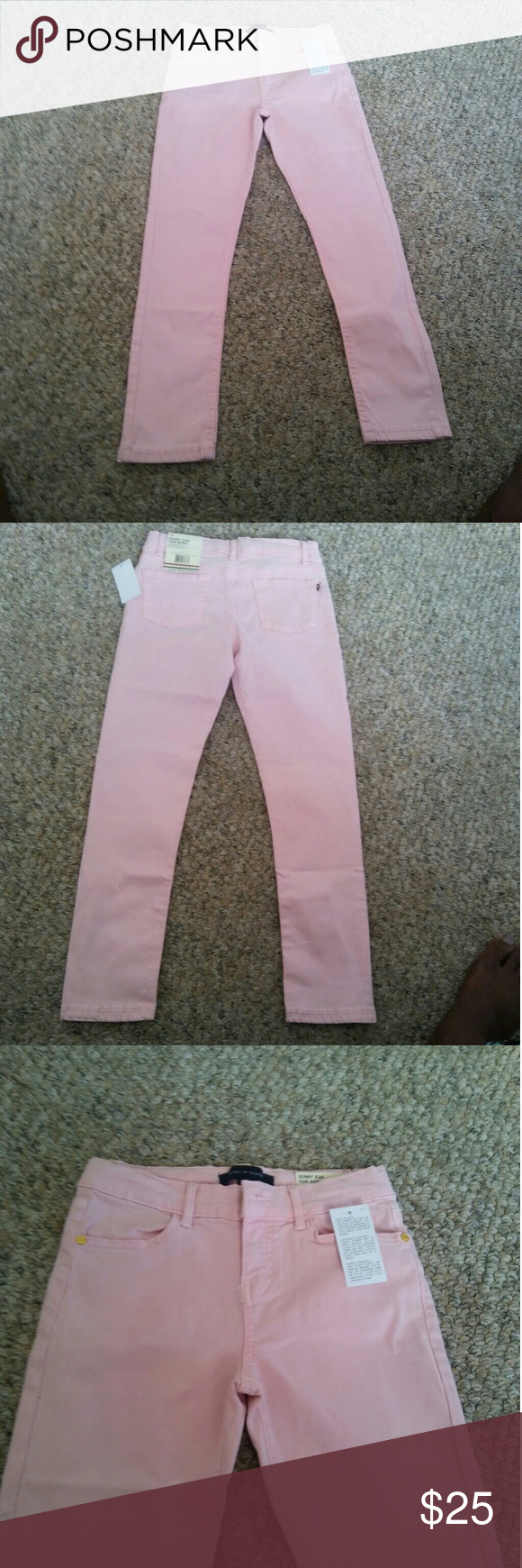 7d73c238f New with tag skinny jean mince by tommy hilfiger Crystal rose skinny jeans  for a girl