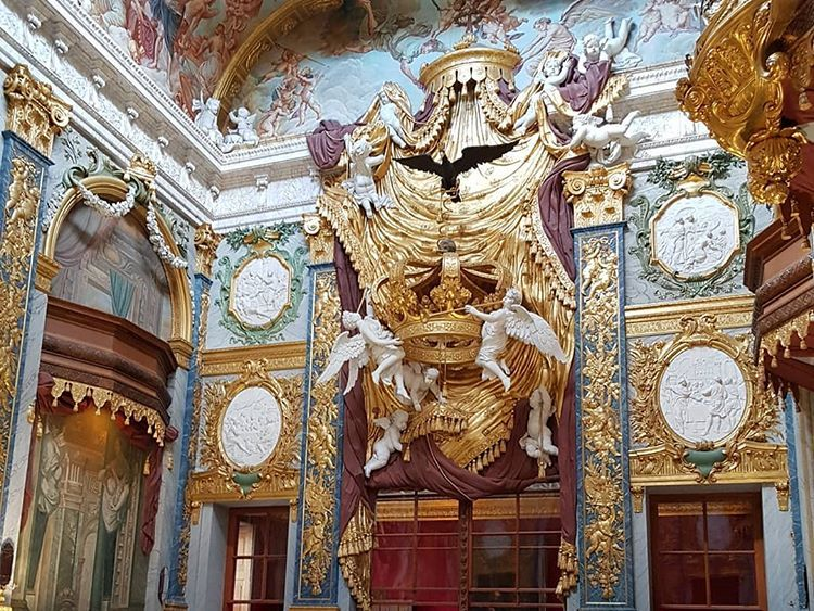 Schloss Charlottenburg Innen