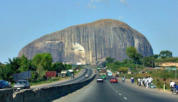 Zuma Rock (photo by WikiCommons)