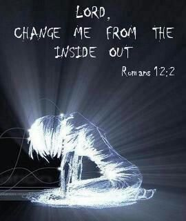 Lord change me from the inside out romans jpg 270x320 Change on me dcea8346773f