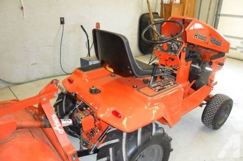 Ariens 931 Gt 17 Horse Riding Mower Tractors Lawn Mower