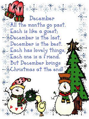 Image result for December poem