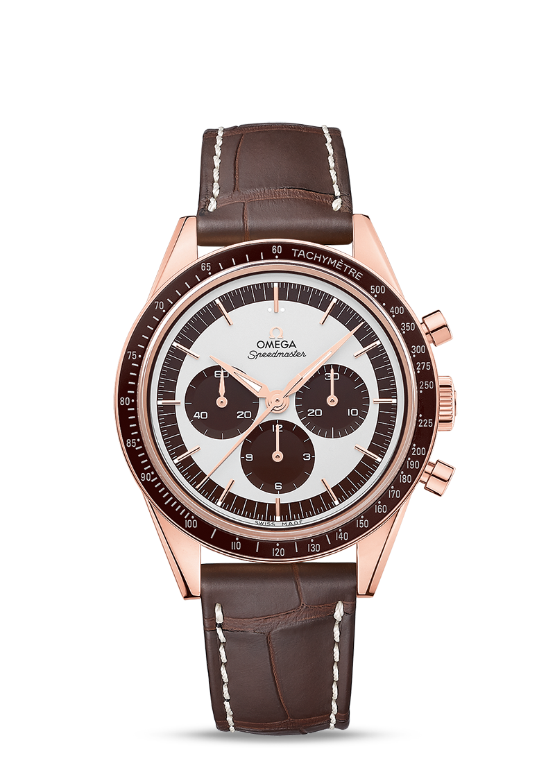 """OMEGA Watches: The Speedmaster Moonwatch """"First Omega in Space"""" - 31163403002001"""