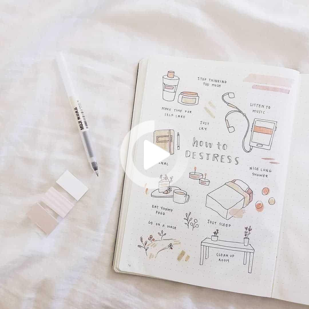 Pin on goals bullet journal