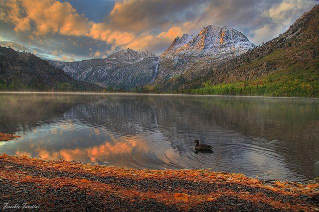 Serenity at Silver Lake | The Nature Photography
