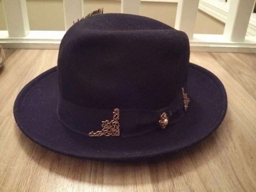 Steamy Hat #6