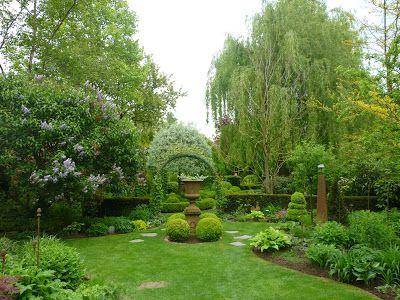 Balades dans de beaux jardins