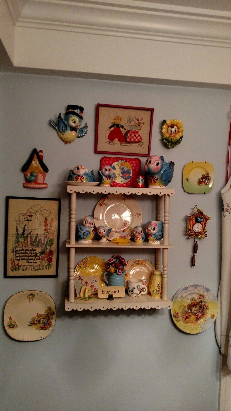 Bedroom Shelf Ornaments