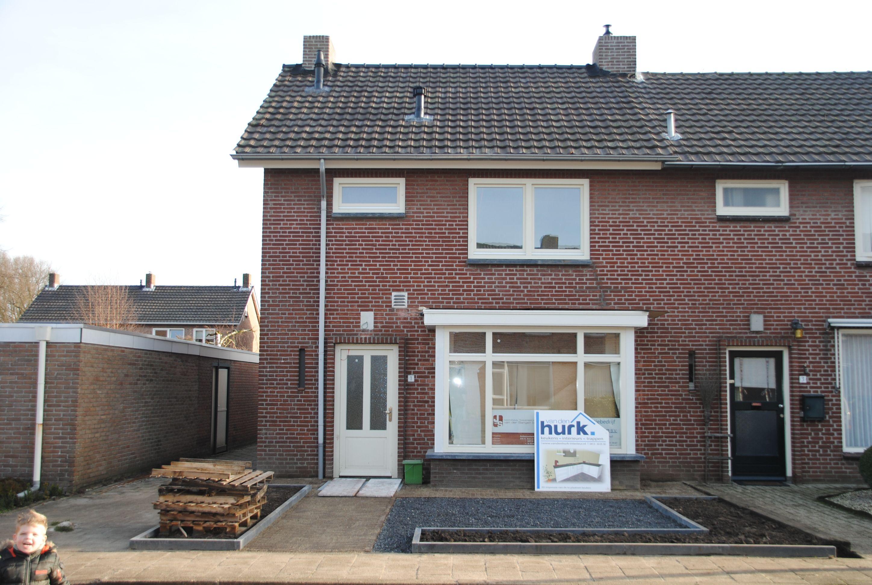 Renovatie complete woning. uitgevoerde werkzaamheden: ruwbouw