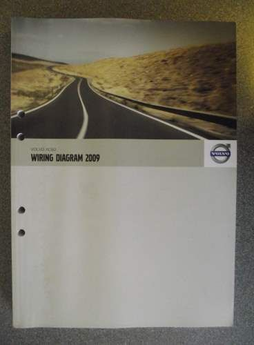 Volvo Xc60 Wiring Diagram Manual 2009 Tp39132202
