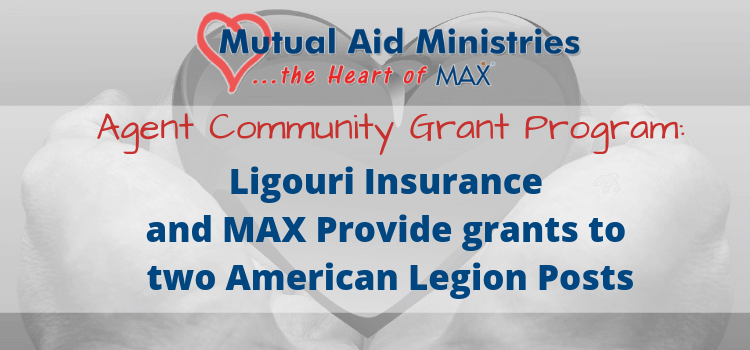 Max S Mutual Aid Ministries Partnered With Ligouri Insurance In Des Moines Iowa Providing Grants To Two American Legion Post American Legion Post American Legions Community Grants
