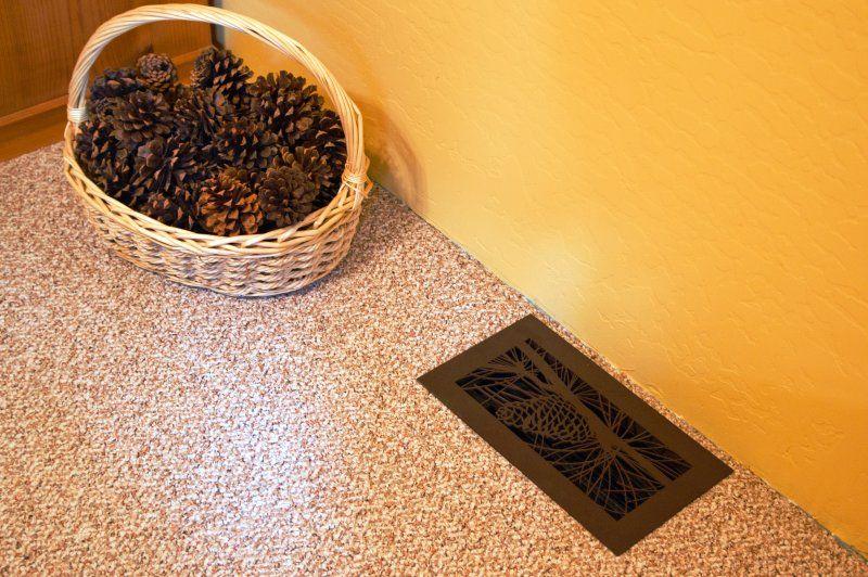 Decorative vent cover grille | Decorative Vent Covers | Pinterest ...