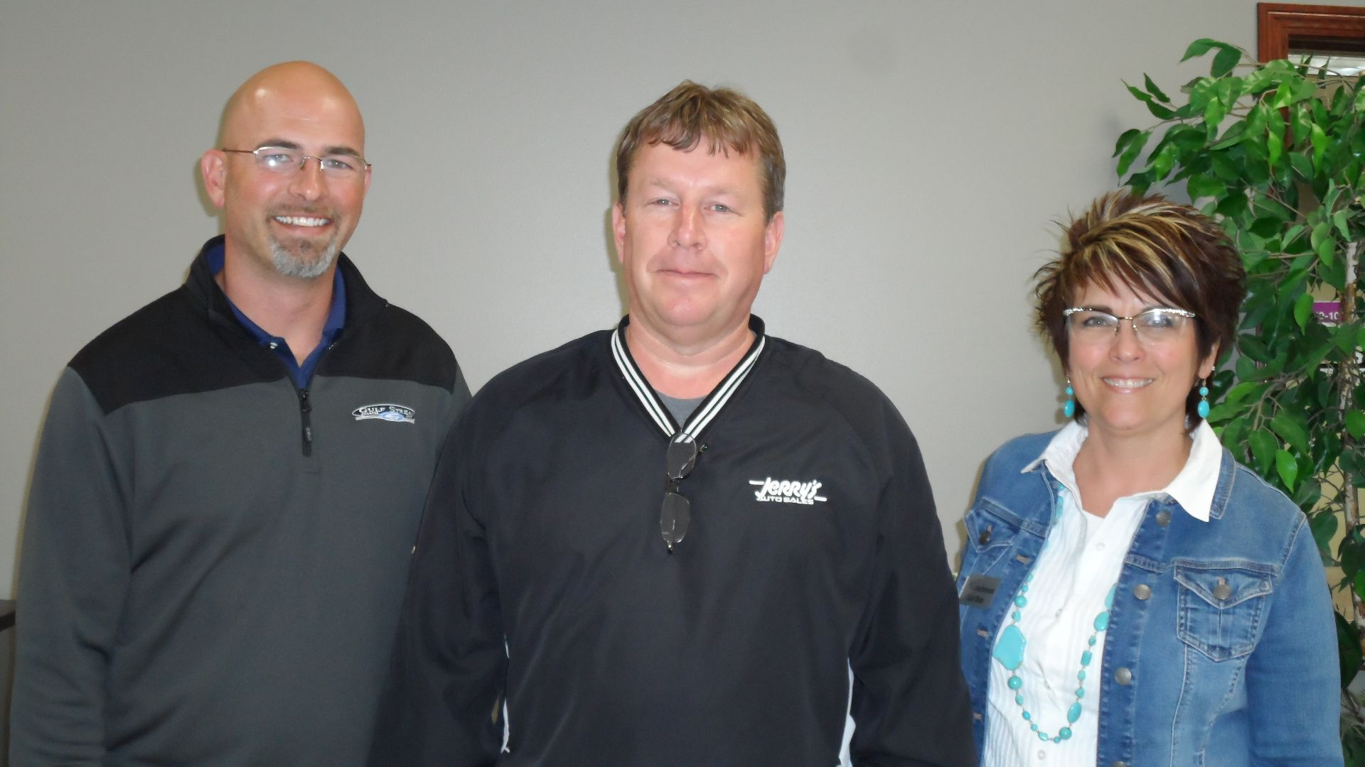 Our factory reps from gulfstream and forest river along
