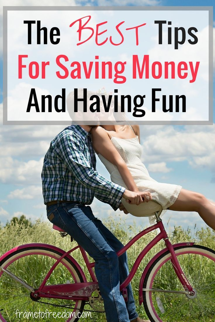 If you wonder how people stick to a budget, save money and still have fun, this post will explain several different ways to have fun on a budget.