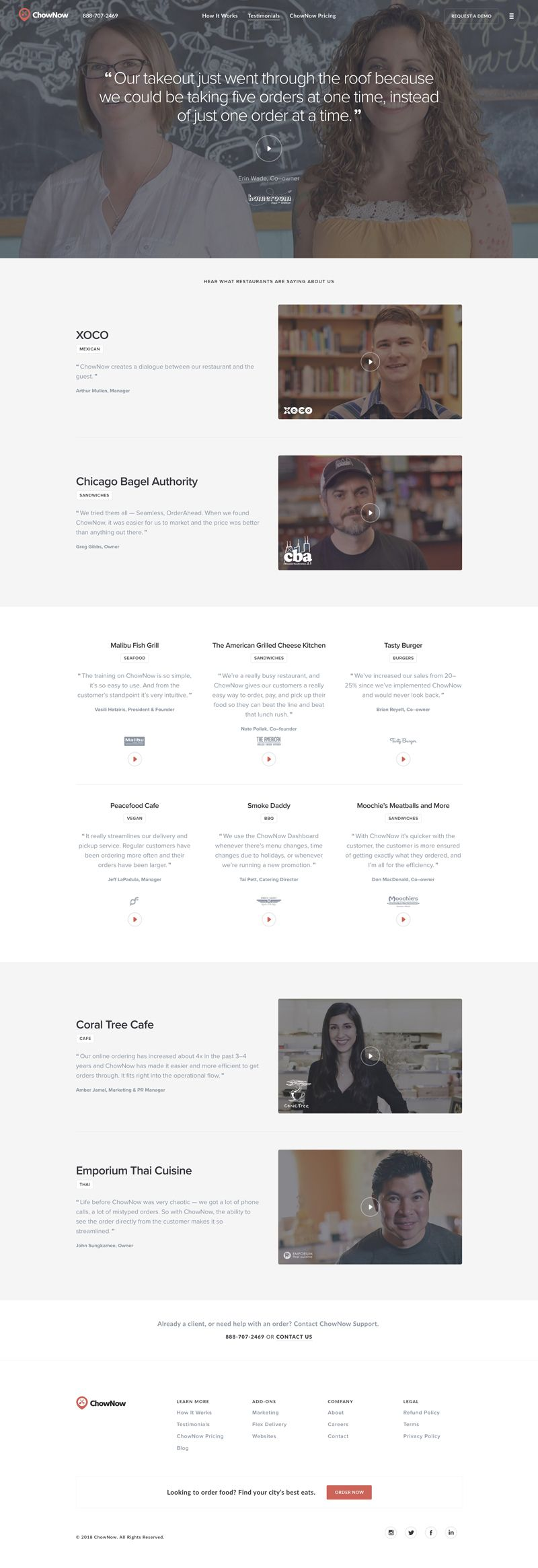 15 Testimonial Page Examples You Ll Want To Copy In 2020 Testimonials Design Testimonials Web Design Fashion Web Design