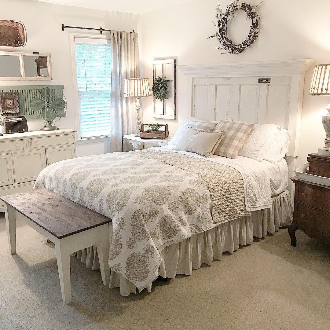Pin On Farmhouse Master Bedroom