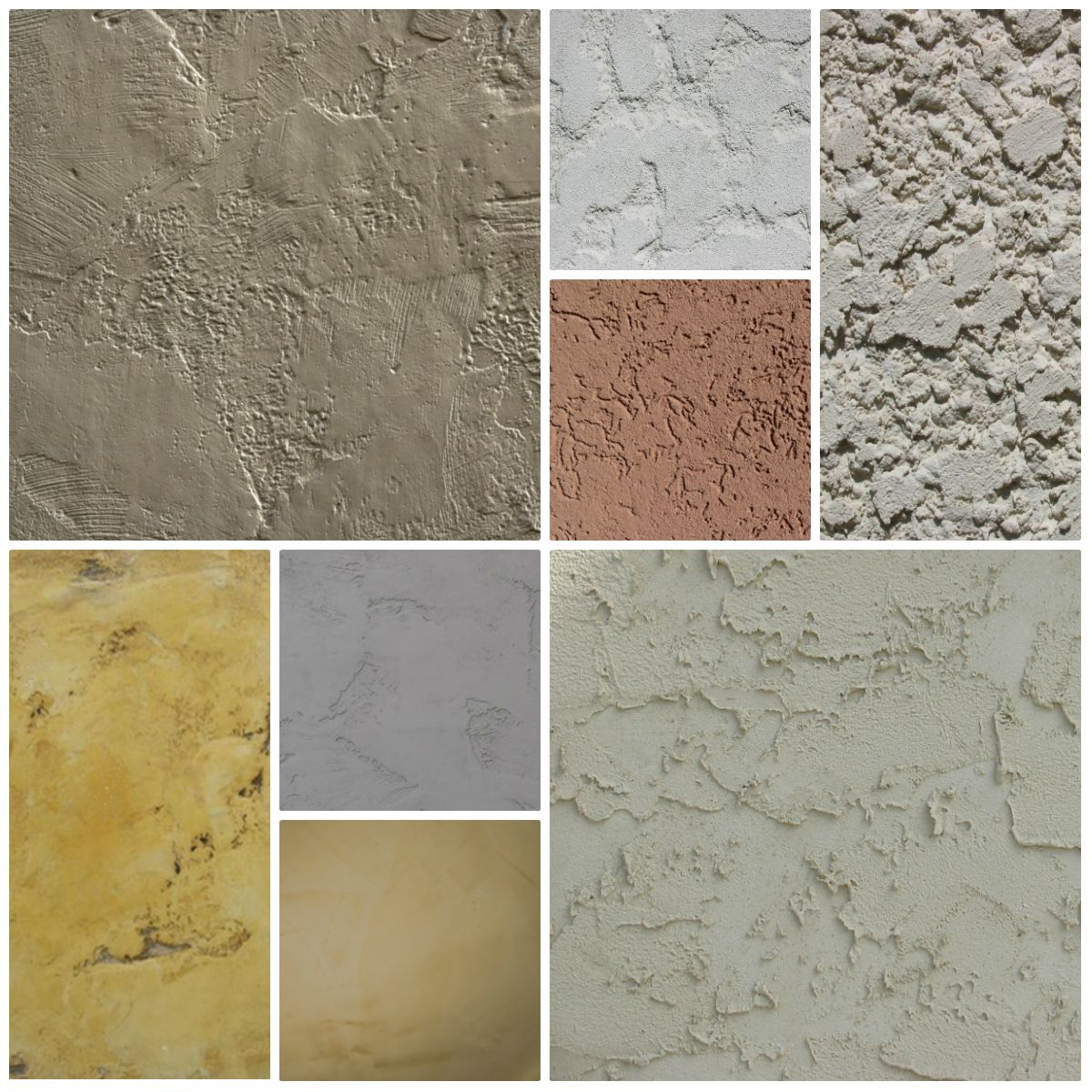 Contrast Between Stone And Plaster Finish: There Are More Textures And Finishes That Stucco Has To