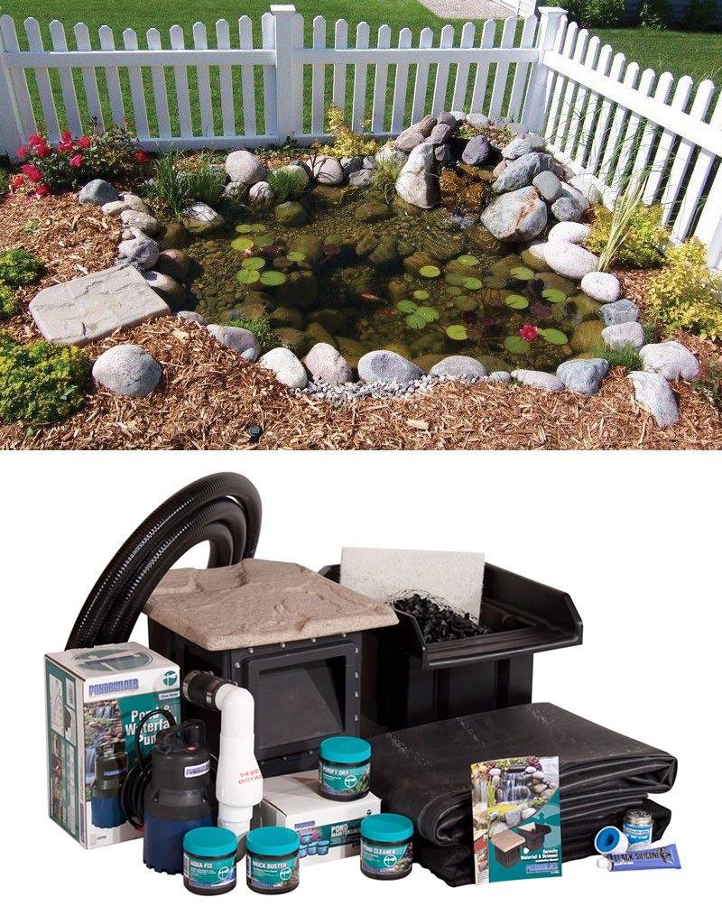 Blue Thumb Serenity Watergarden Kit Water Garden Pond Kits Serenity