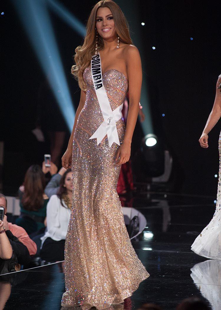 Miss Columbia Dress