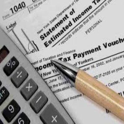 IRS will mail your Tax ID number within two weeks. If