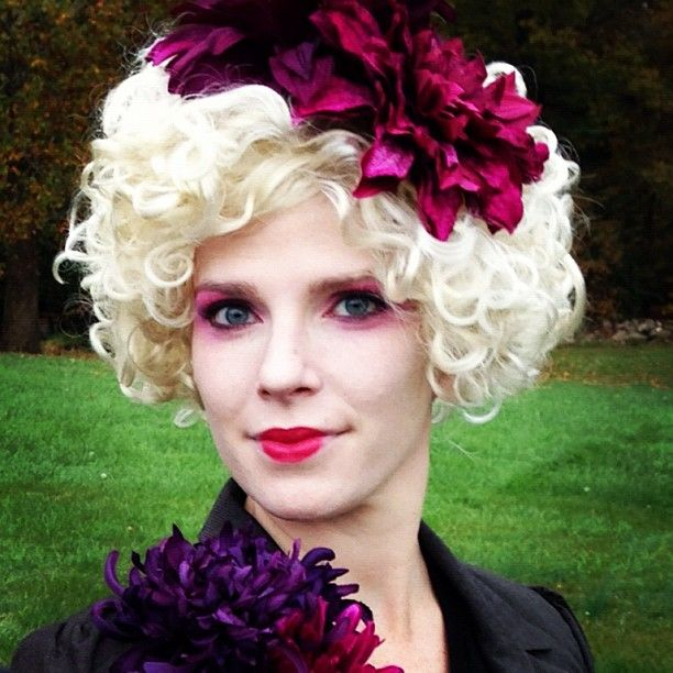 Effie Trinket Halloween Costume | DIY Halloween Costumes | Pinterest ...