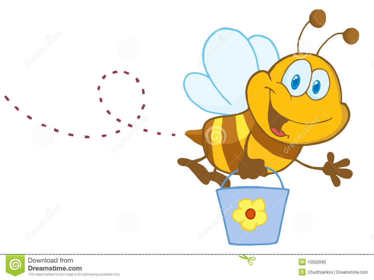 cartoon bee and beehive images cartoon character bee flying