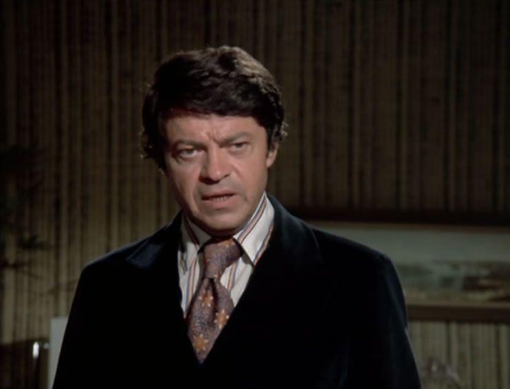 Ross Martin in Columbo: Suitable for Framing (1971) | Columbo ...
