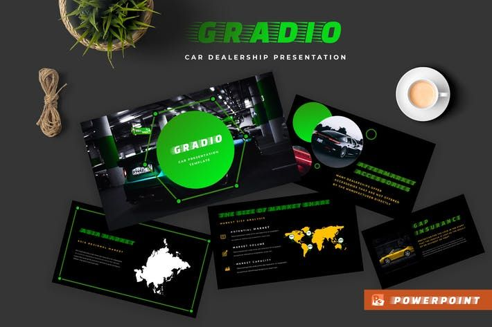 Gradio Car Dealership Powerpoint Presentation Powerpoint Presentation Powerpoint Presentation Design Template
