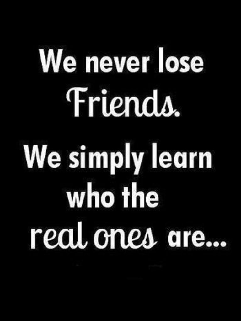 Glad I now know who is not my real one | Quotes | Fake friend