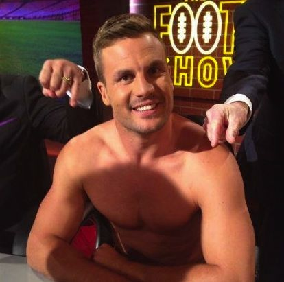beau ryan - hosting nude lol!