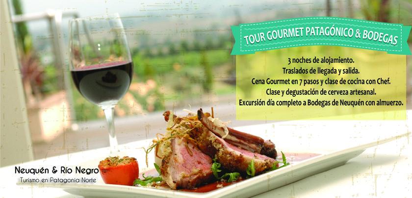 Son muchas las opciones que #PatagoniaNorte nos ofrece para disfrutar con la #familia y #amigos. Te ofrecemos uno de los mejores #Tour Gastronómicos