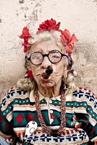Cuban lady by erikleonsson, via Flickr