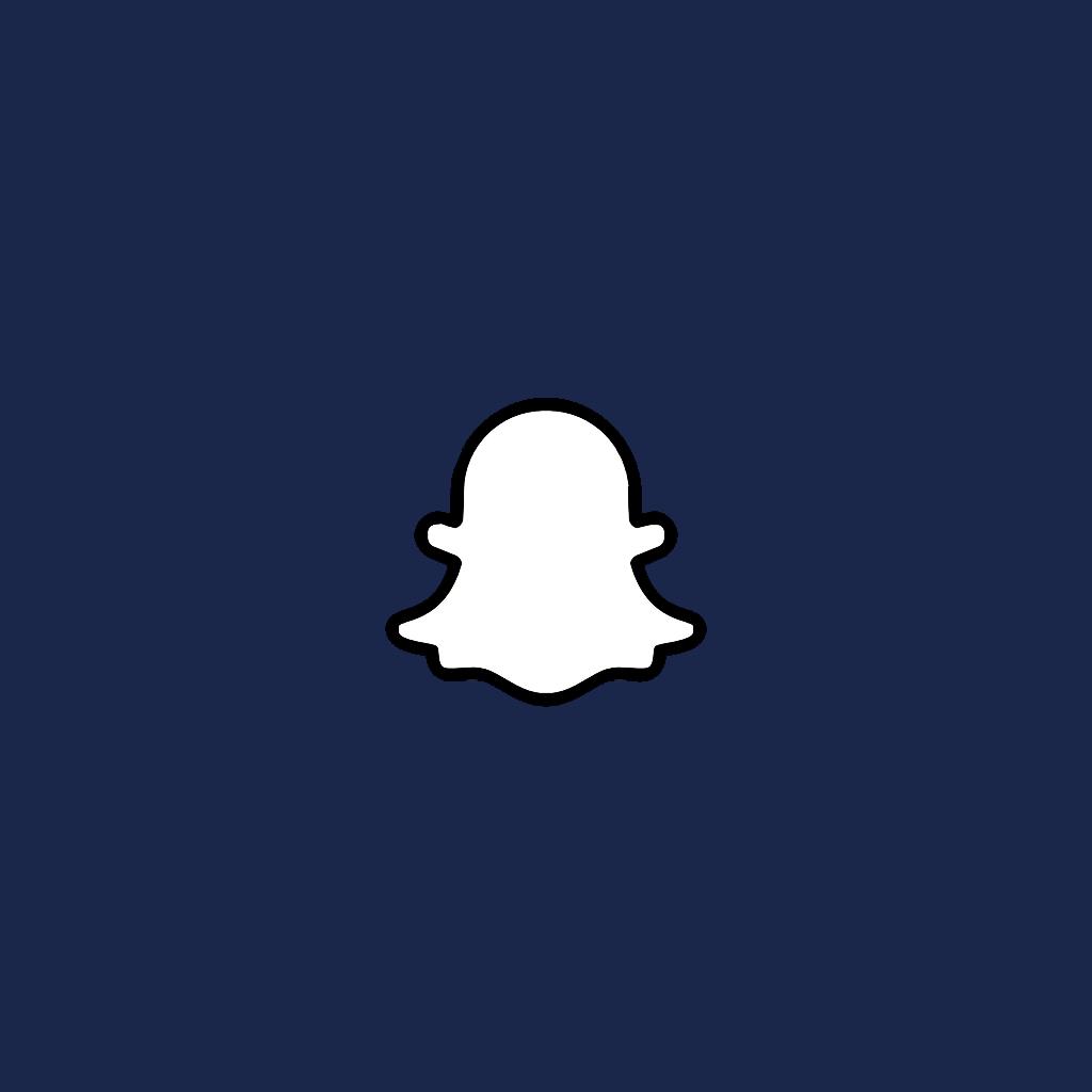 100 Navy Blue Minimalist Iphone Ios 14 App Icons Minimalist App Icons Ipad Ios14 Navy Blue Wallpaper Shortcuts Custom Home Screen Snapchat Logo App Icon Snapchat Icon