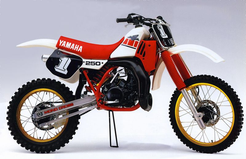 DIrt Bike Magazine SURVIVAL OF THE FITTEST THE YAMAHA