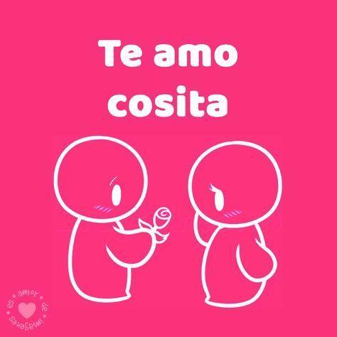 dibujo de amor con frase te amo #Frasesdeamornovios