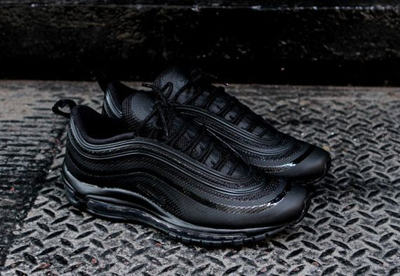 nike air max 97 blackout