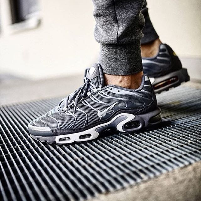 outlet store 12dce cc6d8 Nike Air Max Plus TN Footlocker Exclusive By  needlehorse Use the hashtags   sneakersaddict and  sadp for a feature!    airmax  airmaxplus  requin ...