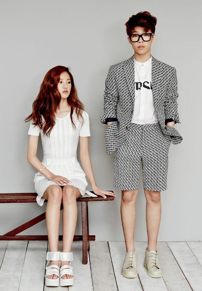 Pin On Korean Magazine