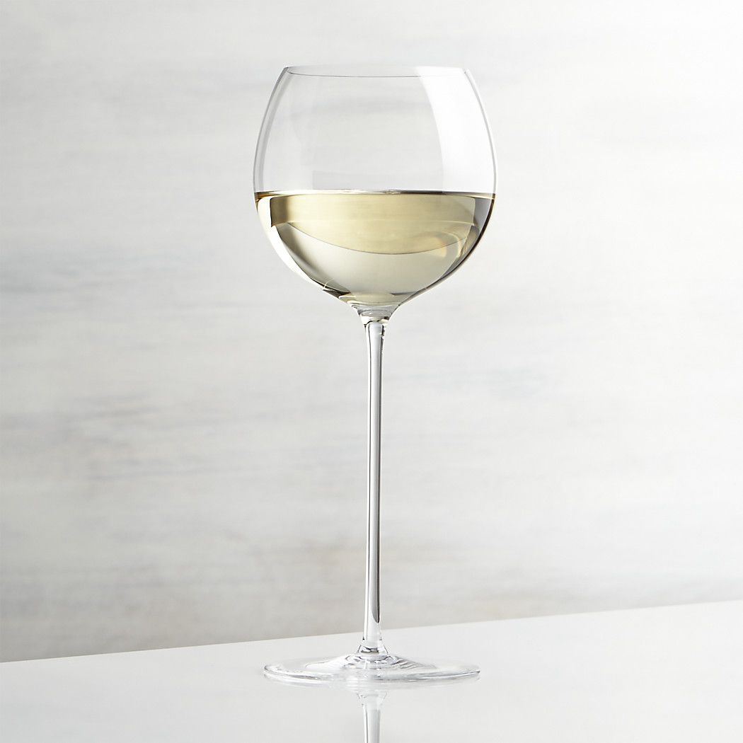 Crate and barrel CamilleWhiteWine13ozSHF15, quantity 4 | kitchen ...