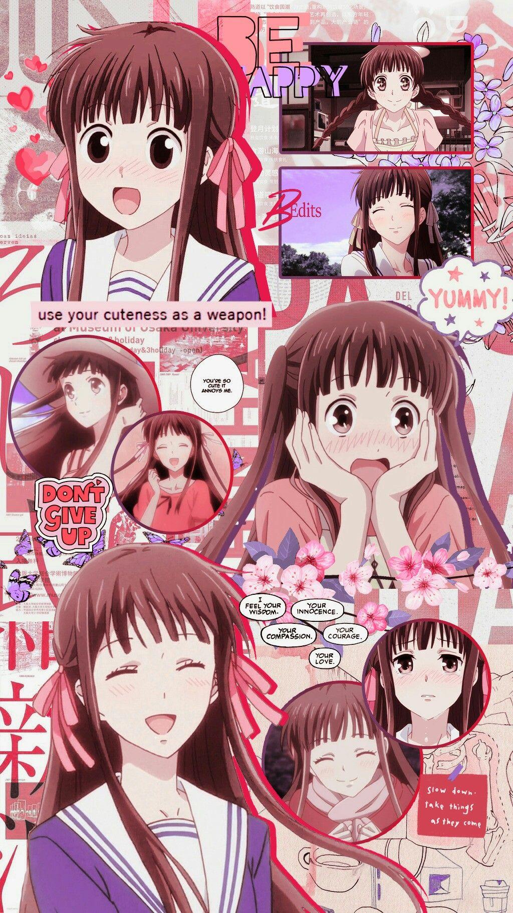 Pin by Lυղɑtɨ☪ on Anime in 2020 Fruits basket anime