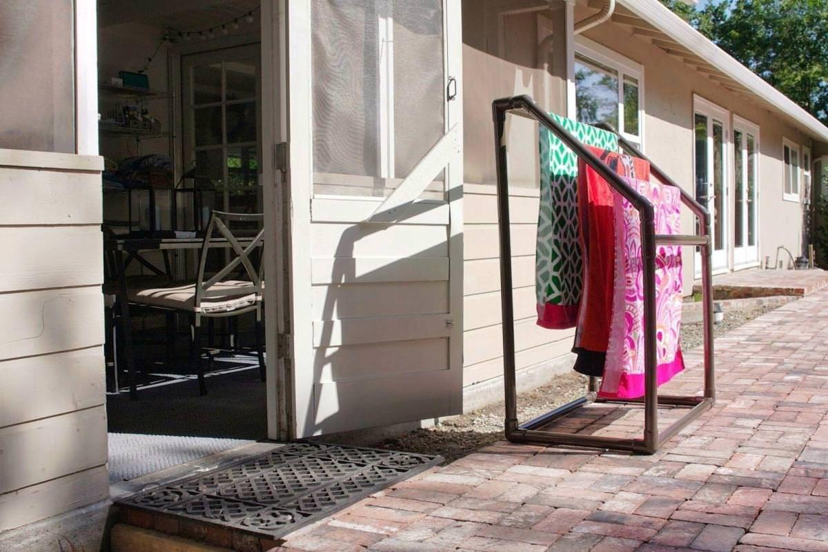 Outdoor Towel Rack For Pool Outdoor Towel Rack Towel