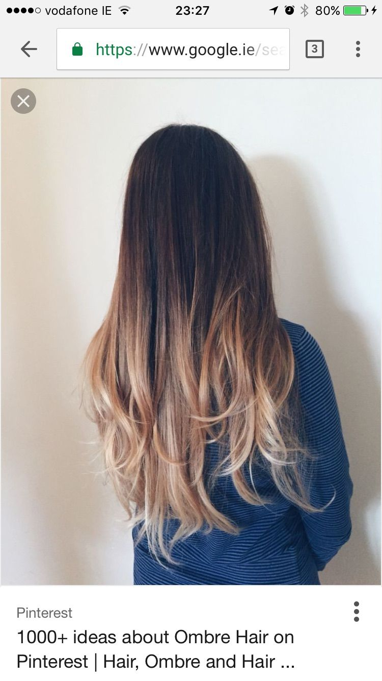 Pin By Wenda Thompson On Ombre Hair Color For Brunettes Pinterest