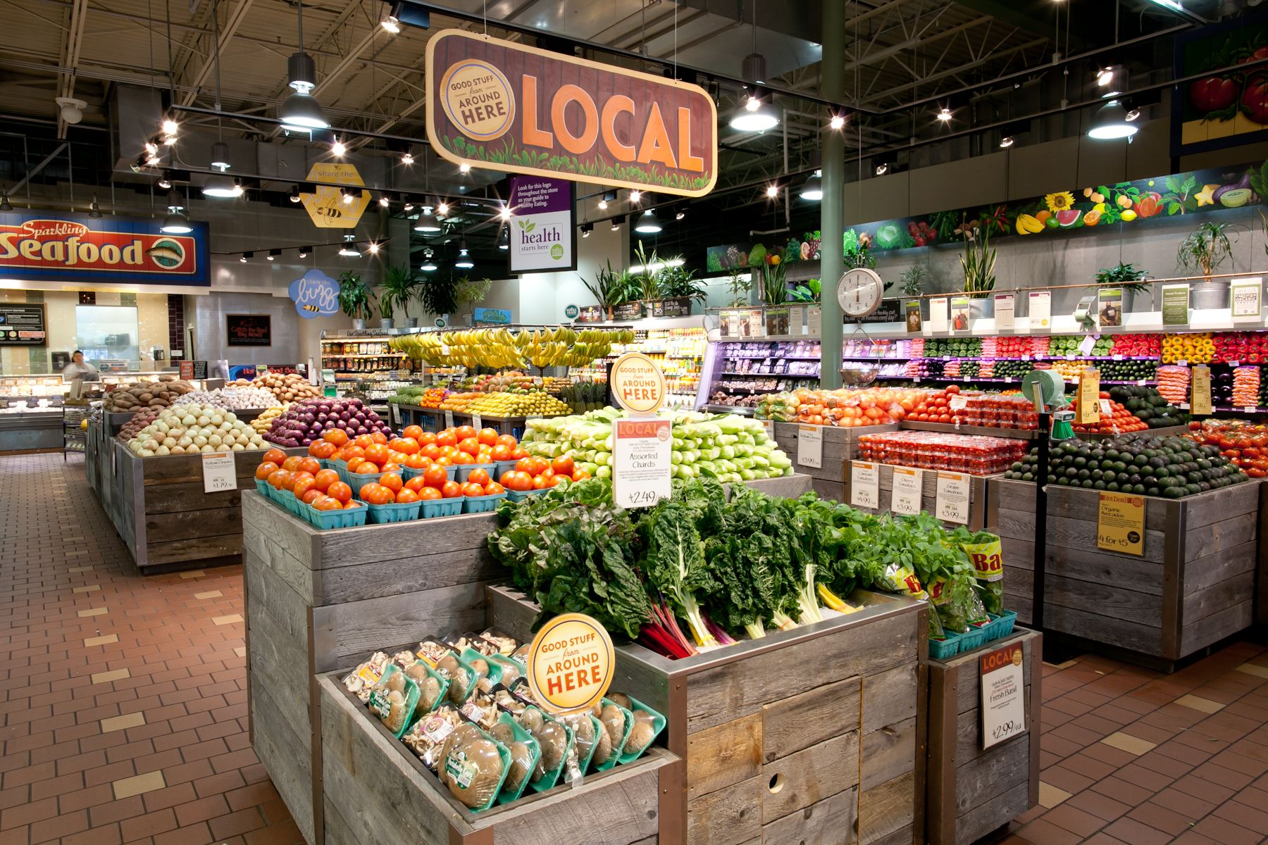 macroeconomics and grocery stores industry Economics of the organic food industry in florida 1 the organic food industry is one of the fastest growing sectors of independent grocery stores or via.