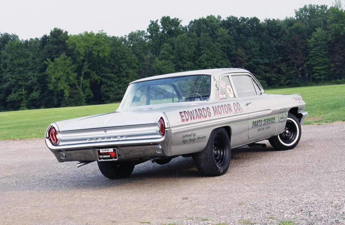1962 Pontiac Catalina Super Duty 421 by ~Vertualissimo on deviantART